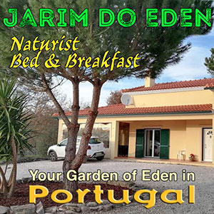 garden of eden portugal bnb