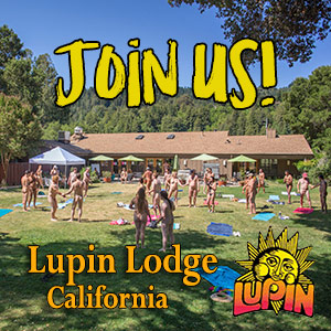 lupin lodge naturist facility
